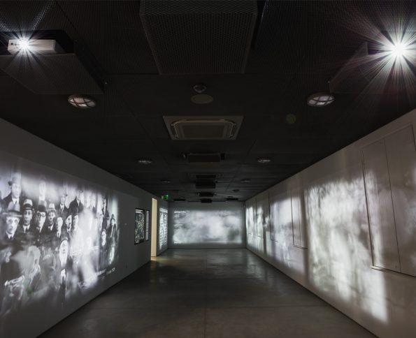 Muzeum Auschwitz-Birkenau projektory Optoma