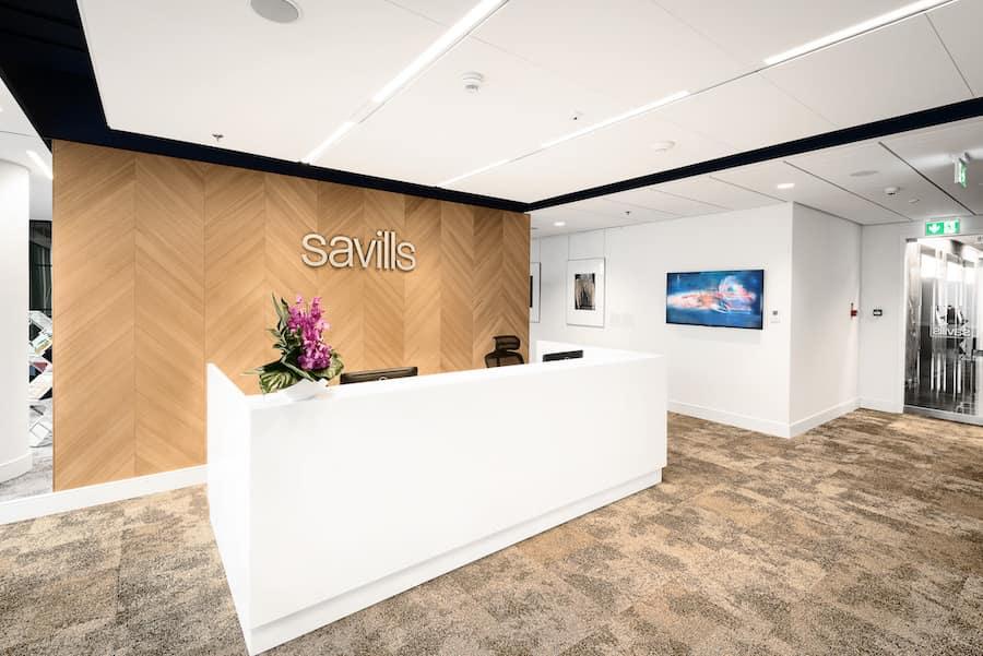 recepcja savills
