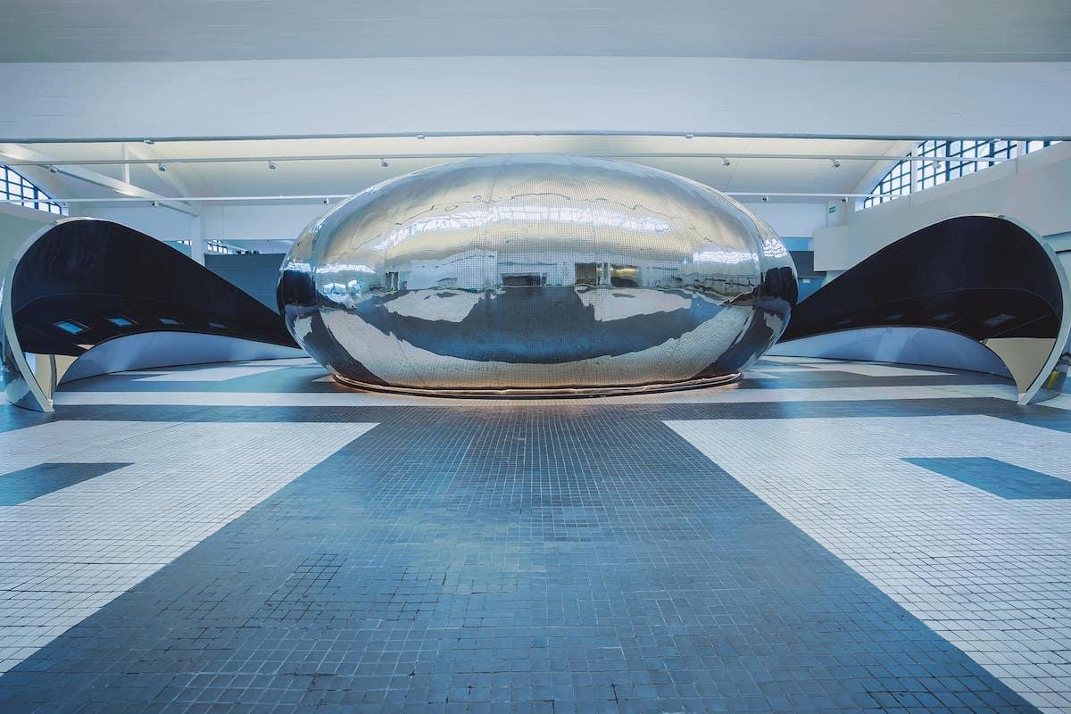 Muzeum Emigracji - globus