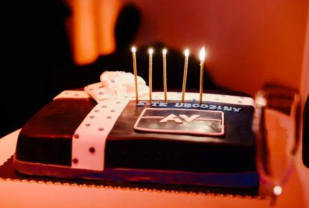 A+V urodziny